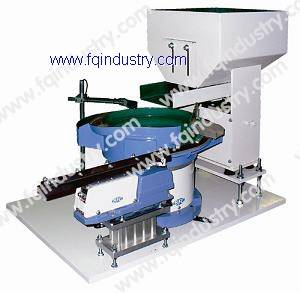 Vibratory Bowl Feeder with Linear Feeder