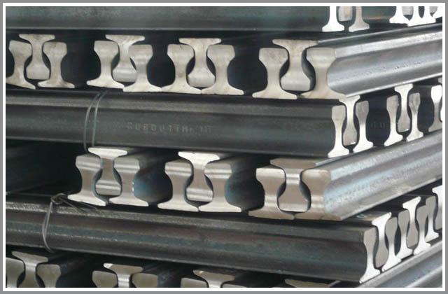 High Quality Steel Rail