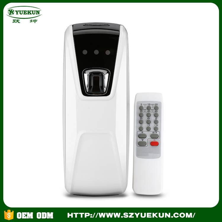 electric ABS air freshener machine automatic remote control perfume dispenser wall mounted aerosol d