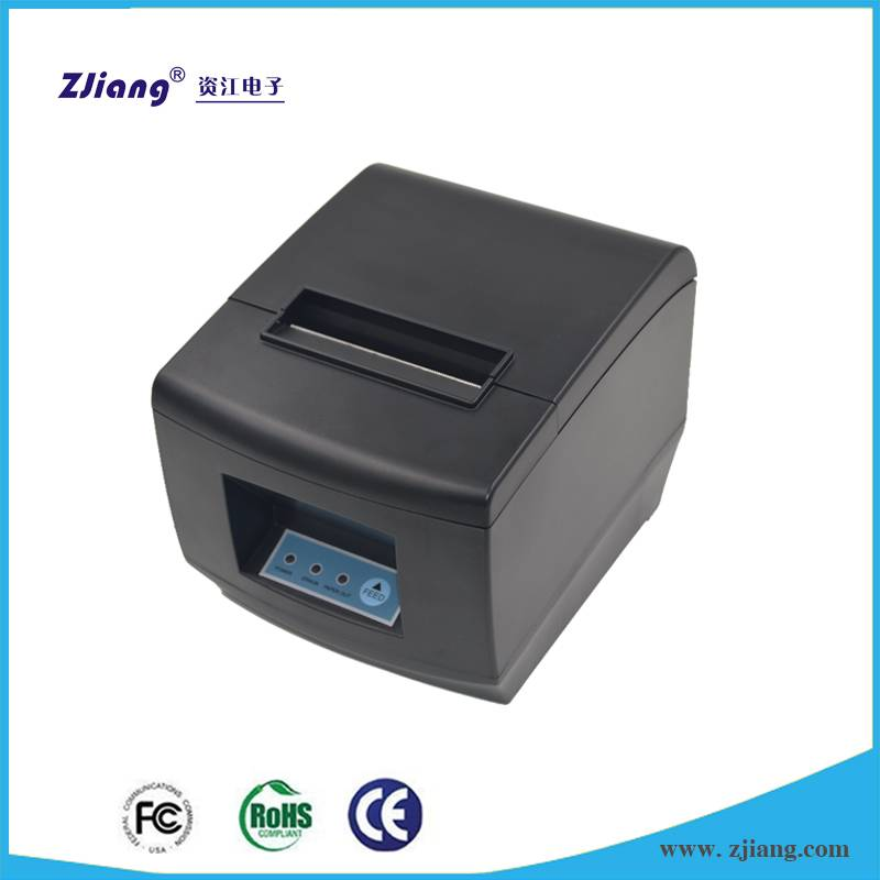 Bluetooth Restaurant Bill Pinter Thermal / Pos Android Printer ZJ-8350 With 80mm Paper Width