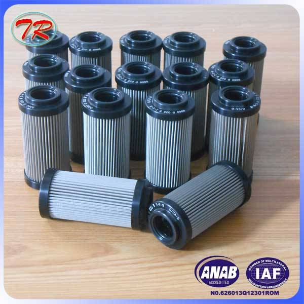 black ends cover wire mesh hydac filter