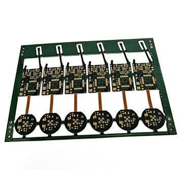 6-layer rigid flex PCB