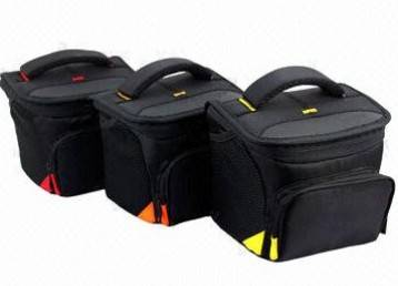 Camera Bags with Fully-padded Interior for Maximum Protection