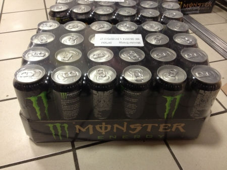 Monster Energy Drink 250ml,500ml