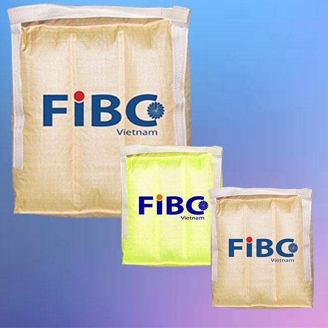 Fibc, big bag, bulk bag, jumbo bag, pp woven bag