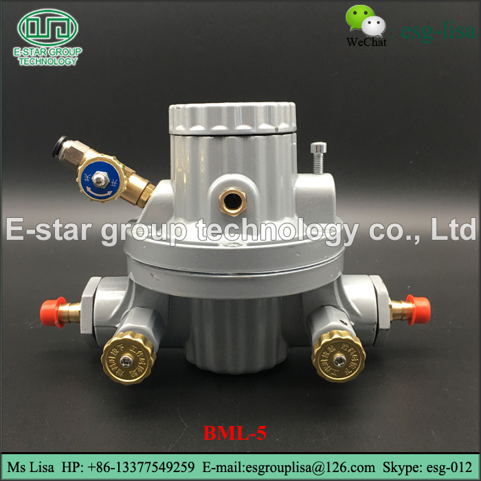 BML-5 Single Pneumatic Diaphragm Pump