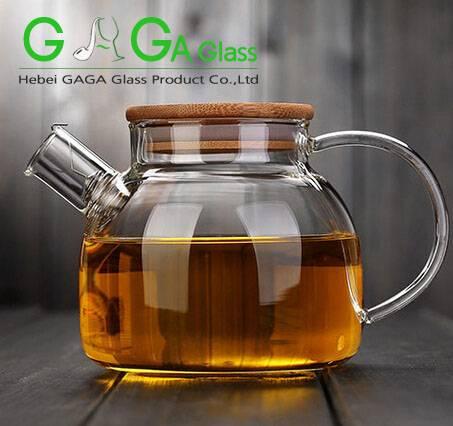 double wall glass teapot ,kettles , tea set, pot