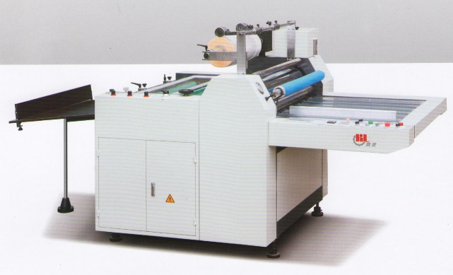 CE-SEMI-AUTO LAMINATING MACHINE-Model YFMB