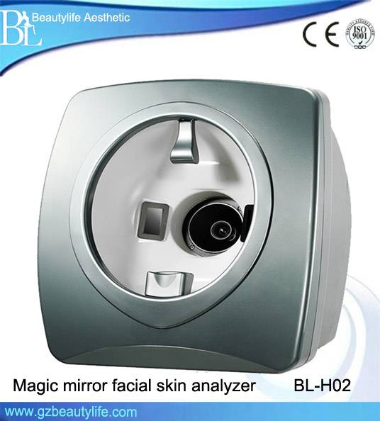 3D skin scanner machine best sell facial skin analyzer equipment