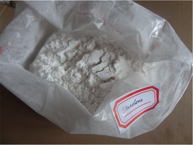 Assay: 98% Supply Stanolone Powder CAS No.: 521-18-6 Stanolone