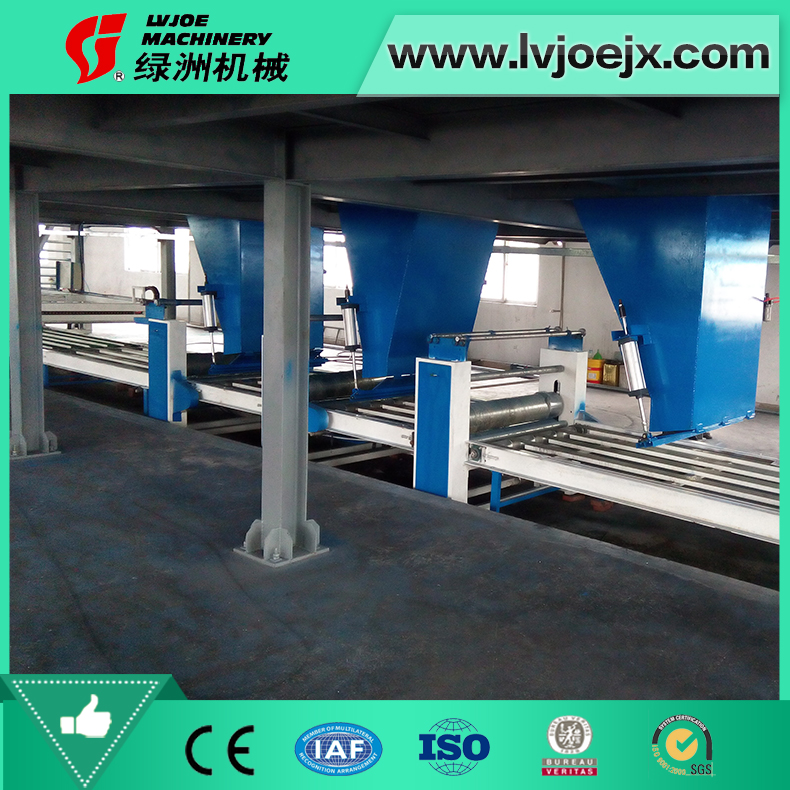 Low Cost MgO Board Making Machine made in China