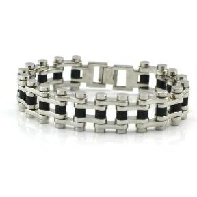 Pillar-shaped charming bracelet