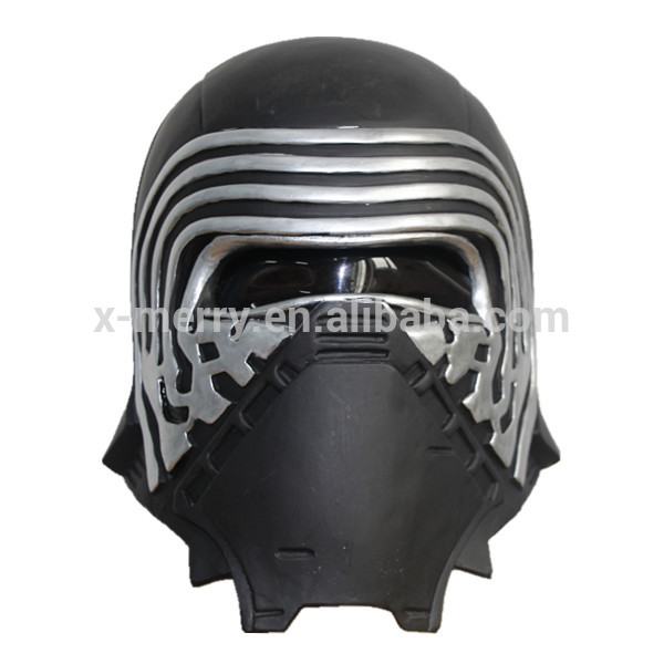 X-MERRY TOY The Black Series Imperial Movie Black Soldiers Helmet Mask Halloween Festival Party Cos