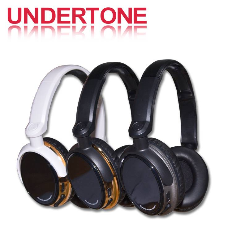 Undertone Bluetooth 4.0 Over-Ear Headphones