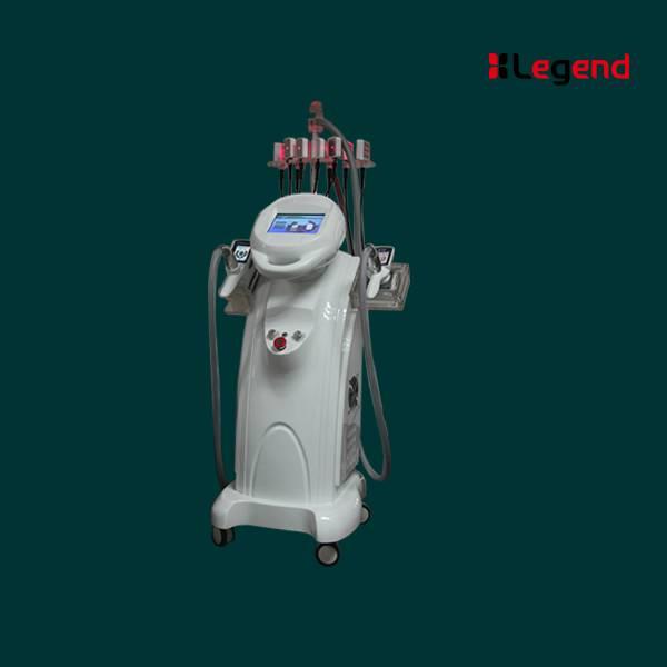 Vacuum RF Roller Massage Cryolipolysis & Velashape & Laser slimming machine F-108