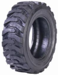 L-2 Pattern Industrial Pneumatic Tyres Skid Steer Bobcat Tire