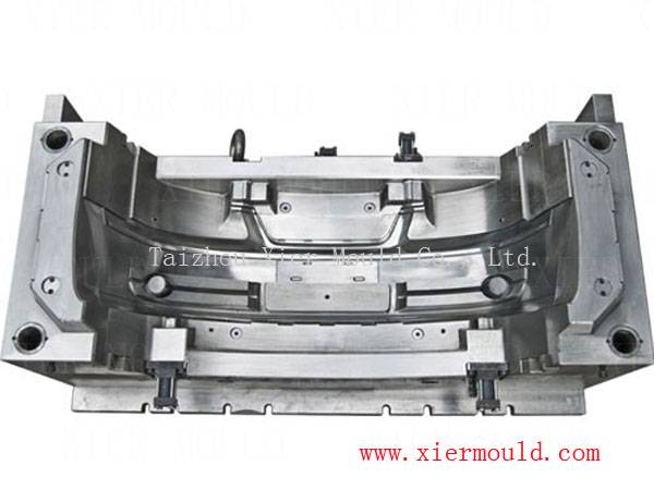 Bumper Mould, high-quality plastic, high-end technology and good service Huangyan Xier Mold