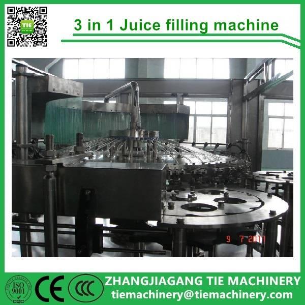 Juice filling machine/juice production line