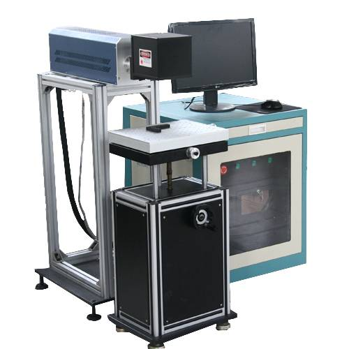 nonmetal laser marker/cnc co2 laser marking machine