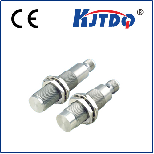 M18 full metal housing inductive proximity sensor with good quality