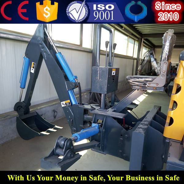 Tractor backhoe factory price for sale