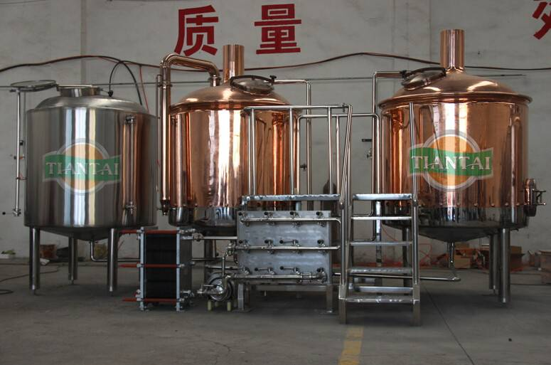 800L beer brewing equipment for craft beer