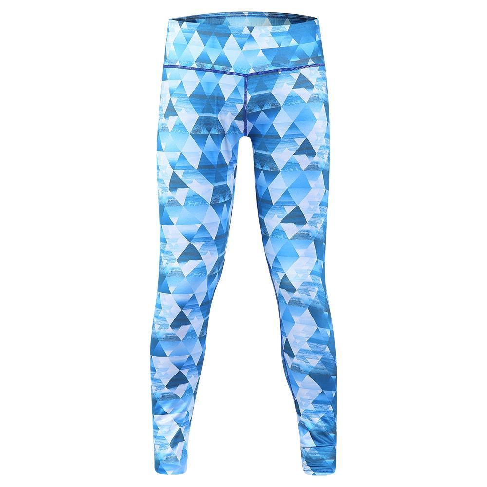 Sport pants energetic Blue Ice Cube