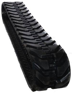 replacement rubber track for excavator 450X86 made in China