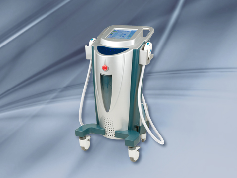 PTF - advanced IPL system for hair reduction, photo-rejuvenation and acne clearance