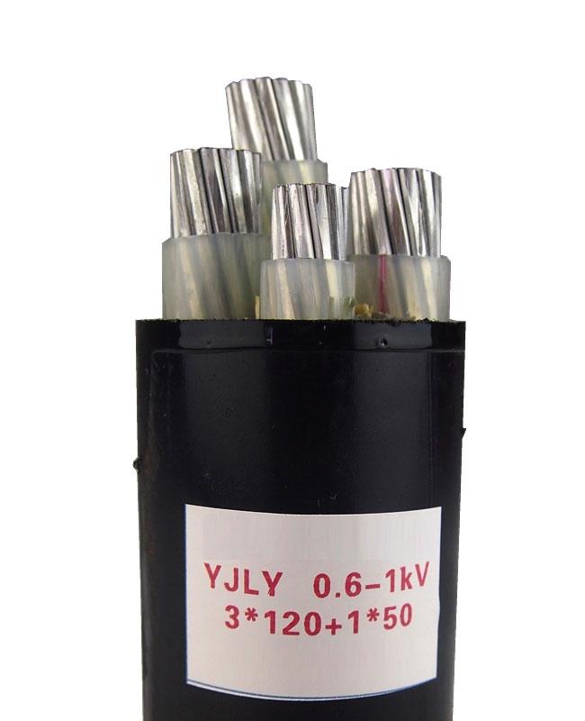 YJLY 0.6-1KV 3X120+1X50