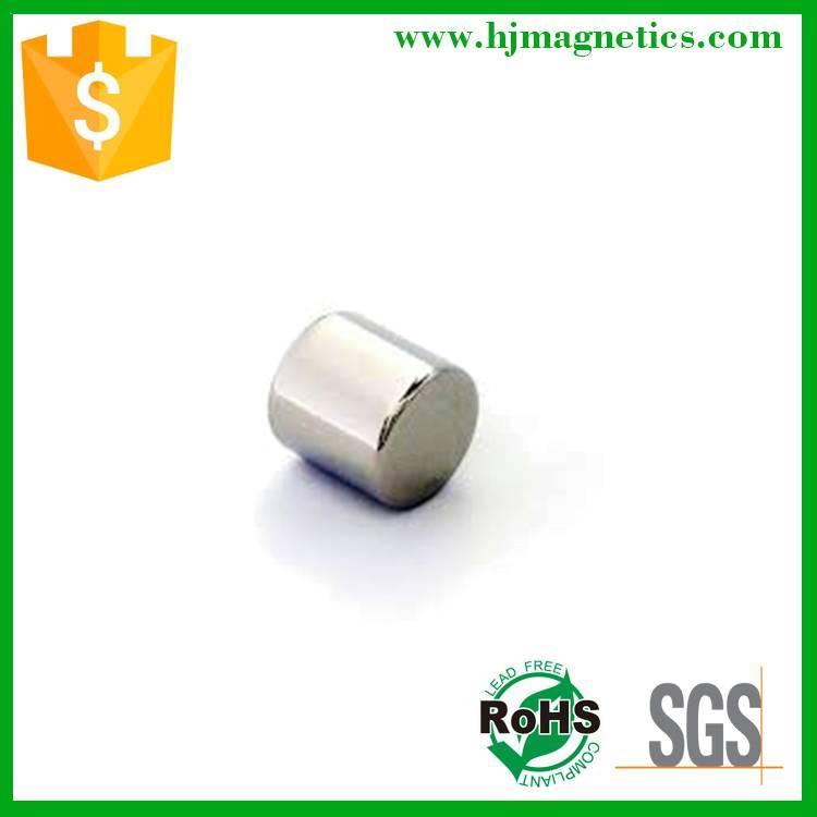 cylinder industrial neodimium magnet