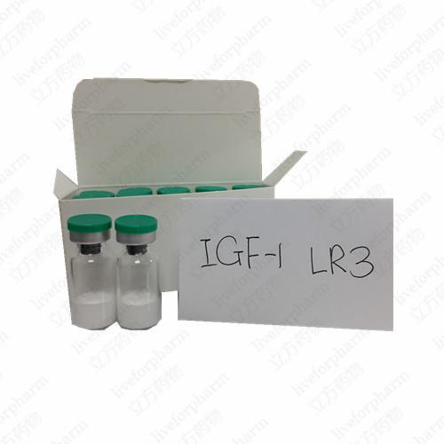 Growth Factor Peptides Igf-1lr3 for Bodybuilder