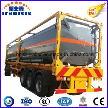 Tank/Tanker Container Semi Trailer