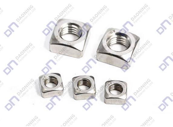 DIN557 DIN562 Square Nuts