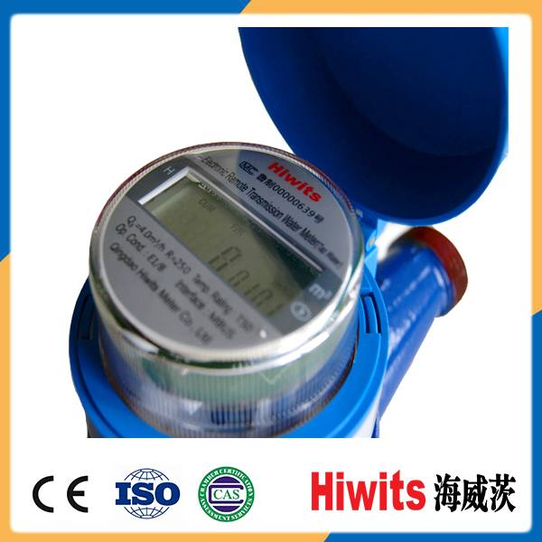High Accuracy Digital Non-magnetic Mbus R485 Modbus Remote Reading Water Meter