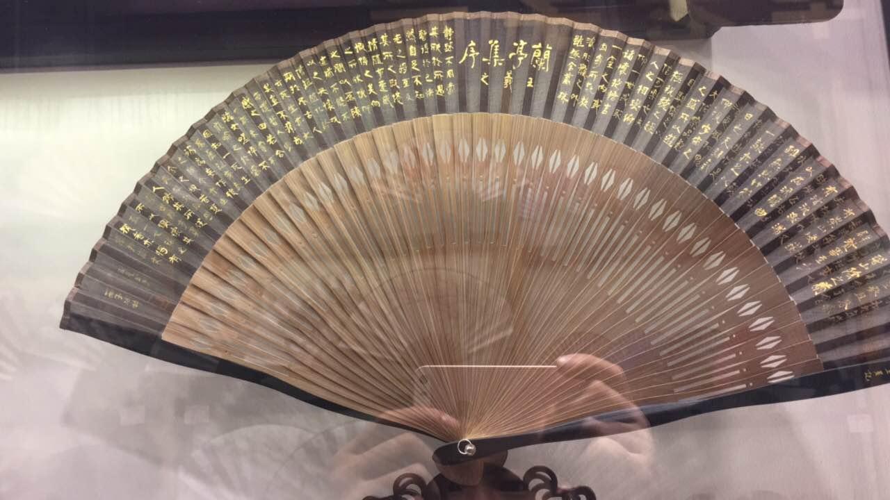 Modern folding fans, gift, home decoration, souvenir