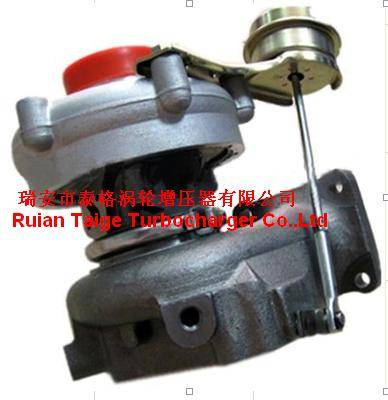 high quality of turbocharger 17201-17010 for Toyota