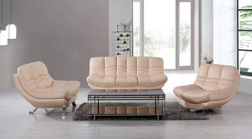 Office Furniture leahter sofa h956