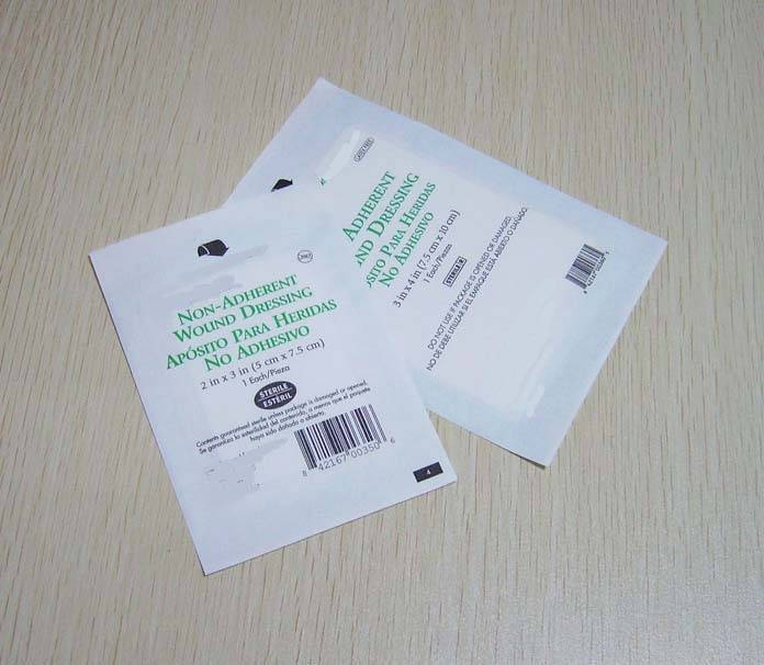 Non-Adherent Wound Dressing