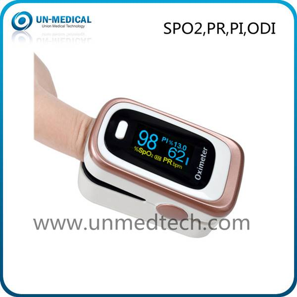 New-fingertip pulse oximeter with Sleep Monitoring Function