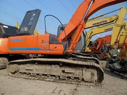 Used Hitachi ZAX 240 Excavator