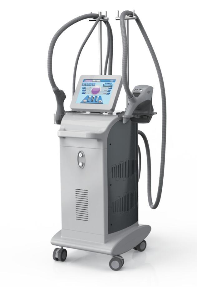 Nubway New Arrival Multifunctional 3 handles Infrared RF Vacuum Roller Slimming Machine for sale