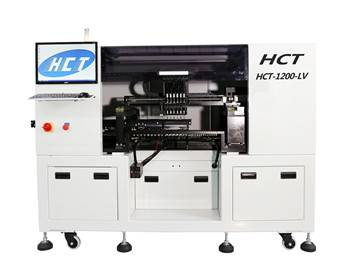 HCT-1200-LV Led Electronics Production Machinery,Led Pcb Board Assembling Machine,High Quality Assem