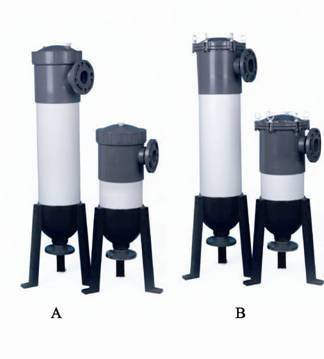 UPVC Bag Filter
