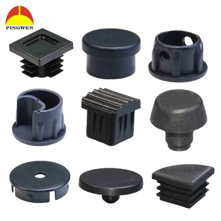 Plastic end cap/pipe plug/tube plug for furniture