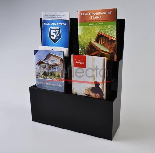 Deflect-o Acrylic Display Cases,273x88x329(mm)