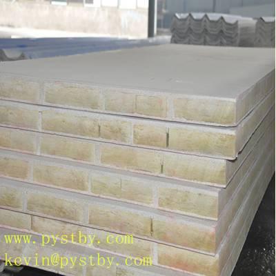 phenolic aldehyde wall board