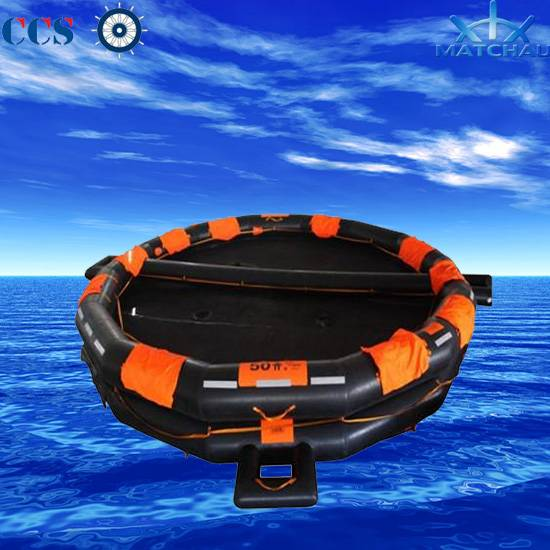 152 Man Open Reversible Inflatable Life Raft/Liferaft