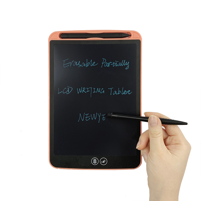 10 Inch Partial Erase LCD Writing Drawing Tablets