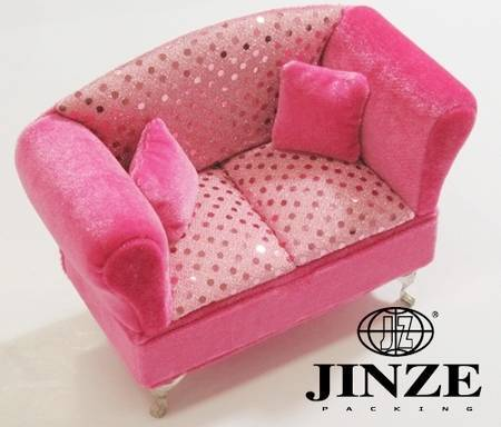 Sofa Shape Jewelry Boxes
